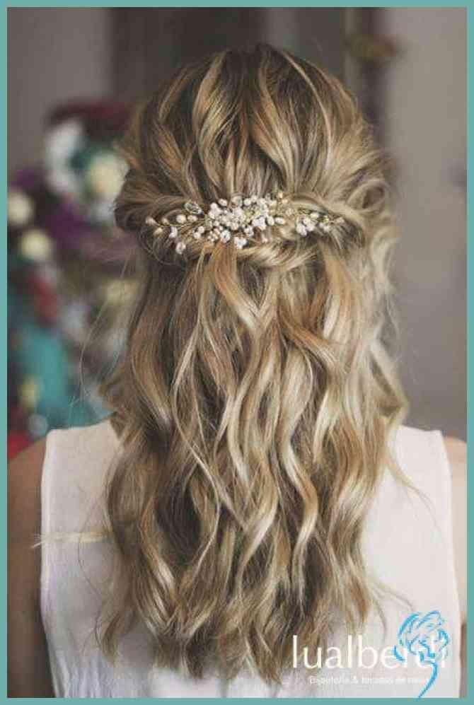 Tremendous 15 Simple Frisuren, die Sie bei Hochzeiten feiern können « Hair …