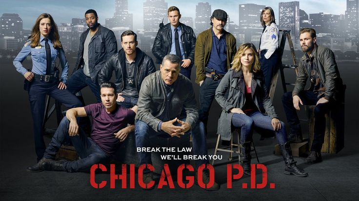 Chicago Pd Season 3 Posters