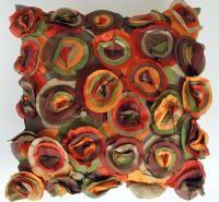 Blossom-Bright 22x22 Pillow [#2233]  : Goemdee