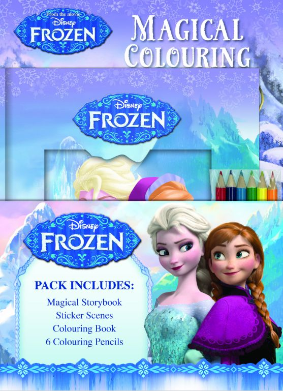 Buy Parragon Fun Pack - Frozen by Parragon online and browse other products in our range. Baby & Toddler Town Australia's Largest Baby Superstore. Buy instore or online with fast delivery throughout Australia.