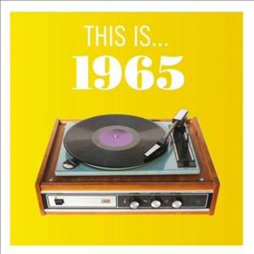 This is 1965 - great flashback facts