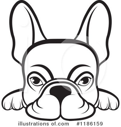 school bulldog coloring pages - photo#40