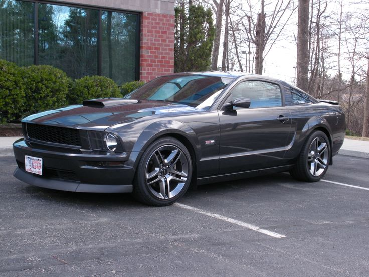 Alloy 2007 mustang GT - Google Search | S197 Wheels ...