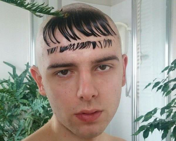 12 Of The Worst Haircuts You Ll Ever See In Your Life In 2020 Haircut Quotes Funny Weird Haircuts Hair Humor