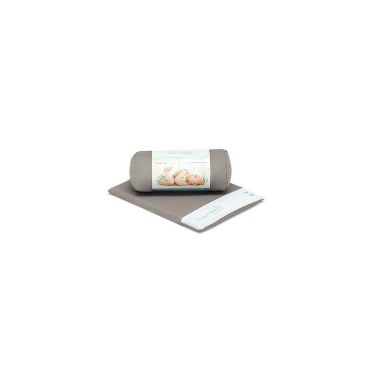 Tranquilo Portable Soothing Vibrating Baby Mat - Gray - Small