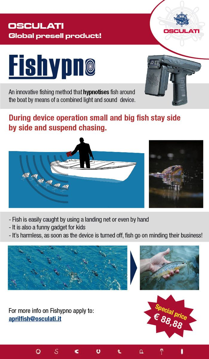 Global presell product: Fishypno