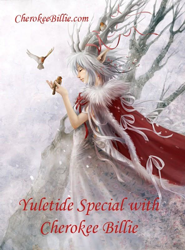 I'm taking reservations now for my special Yuletide Spiritual Readings. Treat yourself this Yule to a personal treasure with a special Yule Tide reading. Gra...