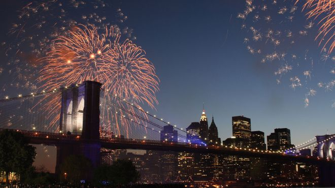 New Year's Eve events in New York