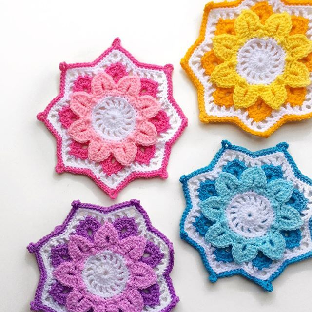 They're multiplying!  Pattern by @emilyandthe Only 27 more hours to enter my giveaway!