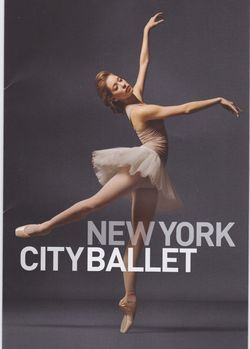New York City Ballet, one of my favorites!