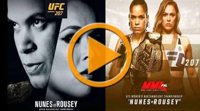 UFC 207 Live
