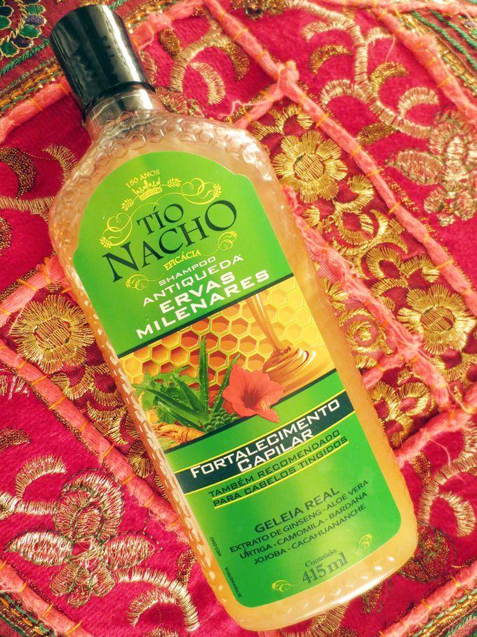 La Vie: O cheiroso e maravilhoso Shampoo Antiqueda Tio Nacho