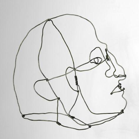 Calder - Masque, vers 1930