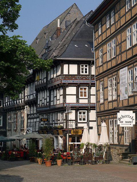 Goslar, Lower Saxony - Niedersachsen, Germany