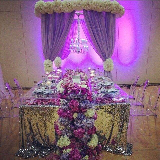 Top 25 Best Wedding Head Tables Ideas On Pinterest: 29 Best Images About White Wedding Stage On Pinterest