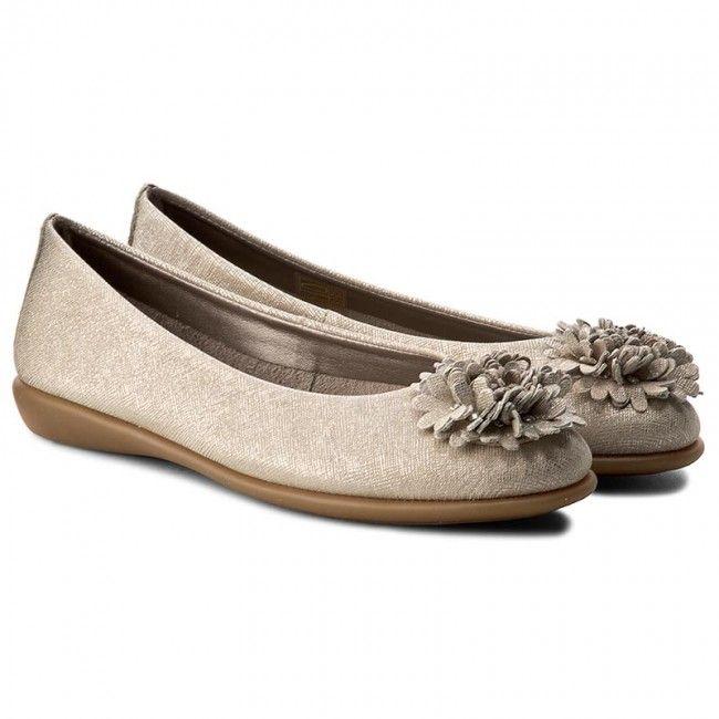 Polbuty The Flexx Mrs Flower B226 17 Platino The Flexx Shoes Flowers