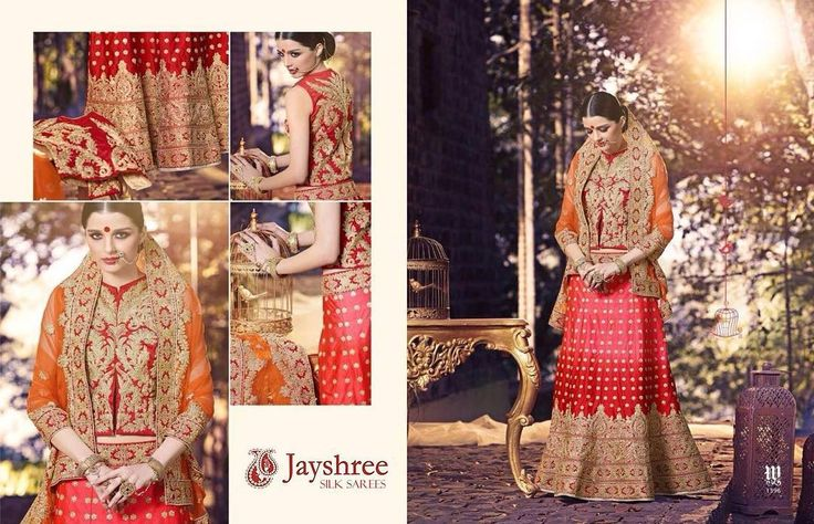Traditional attire for the Bride to be her sister her friend her aunty her next in line wali sister and everyone. #SummerIsHere #CoolColors #JSSLabel #Saree #BridalAttire #Lehenga #IndianBride #Wedding #Festive #Traditional #WeddingSeason #Gorgeous #Beautiful #IndianBrides by jayshree_studios