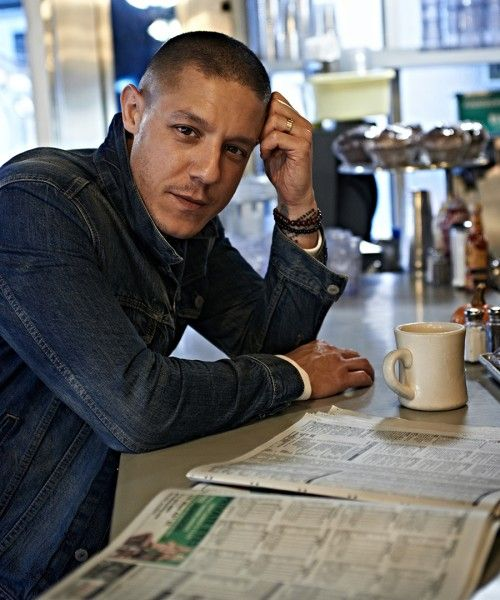 """Theo Rossi, best known for his role as Juan Carlos """"Juice"""" Ortiz in """"Sons of Anarchy"""" debuts a new film """"Bad Hurt,"""" his first as a producer."""