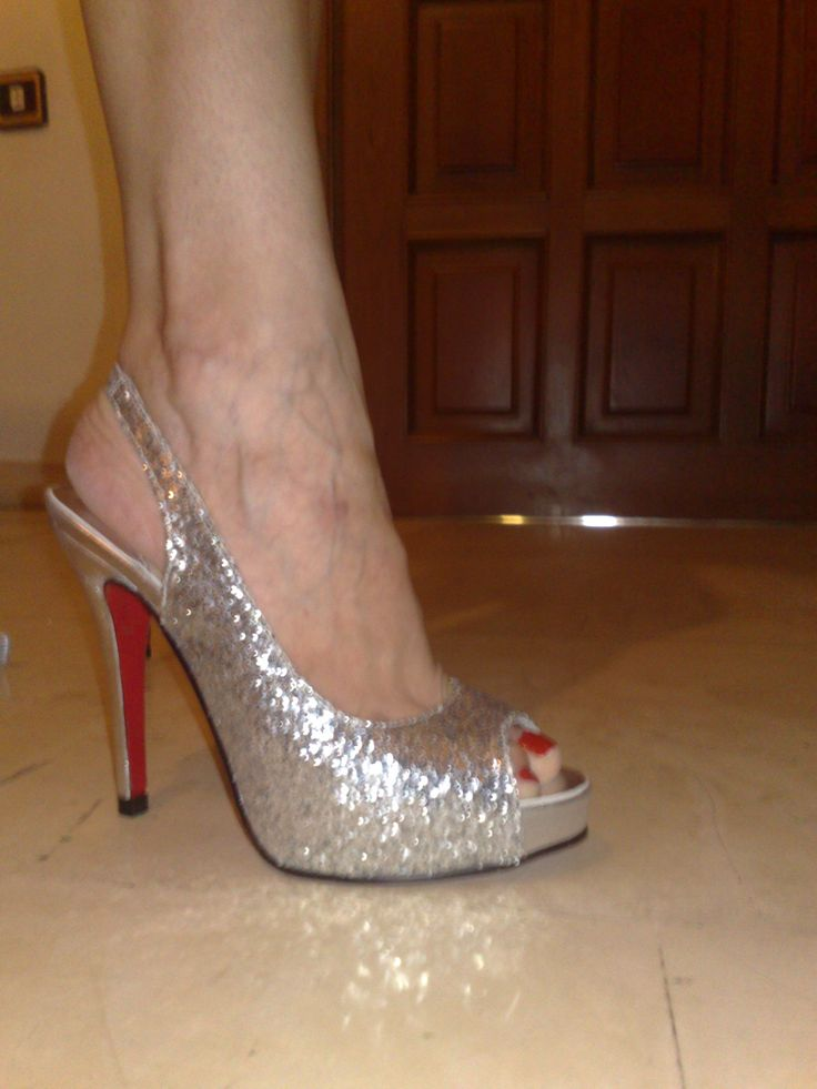 Louboutin from the movie SEX AND THE CITY