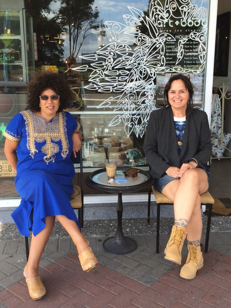 Tracey Tawhiao ta Moko Atea at Art Body