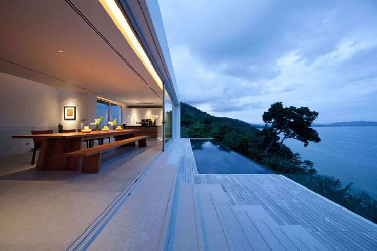 Serenity House by DBALP - CAANdesign | Architecture and home design blog