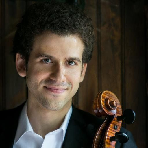 "Nicholas Canellakis, ""the superb young soloist"""