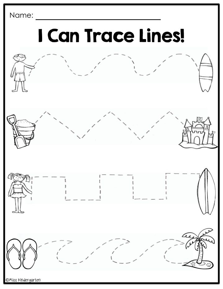 Printables Prek Worksheets 1000 ideas about pre k worksheets on pinterest my way to fun summer practice for incoming kinders