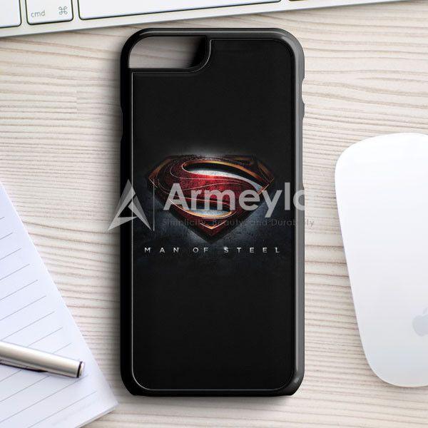 Man Of Steel Superman 2013 iPhone 7 Case | armeyla.com