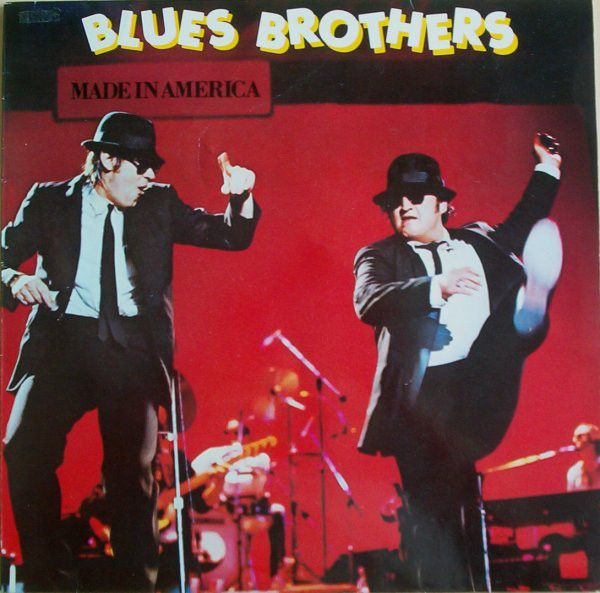 berry gordy photos mason | Blues Brothers* - Made In America (Vinyl, LP, Album) at Discogs