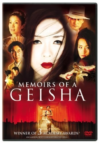 Memoirs of a Geisha - One of my all time favorite films. It is just beautifully acted.
