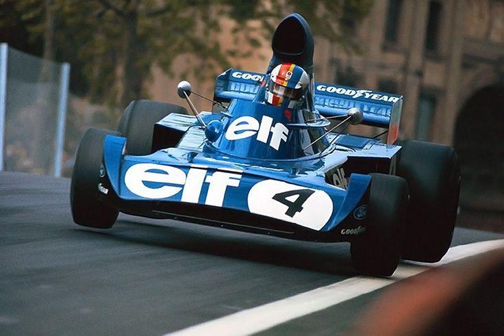Após um pneu furado, Cevert deu show nas ruas do Parc Montjuich para chegar em 2º no GP da Espanha
