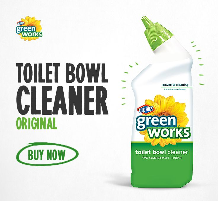 Green Bathroom Cleaners That Work: 19 Best Images About Green Works® Products On Pinterest