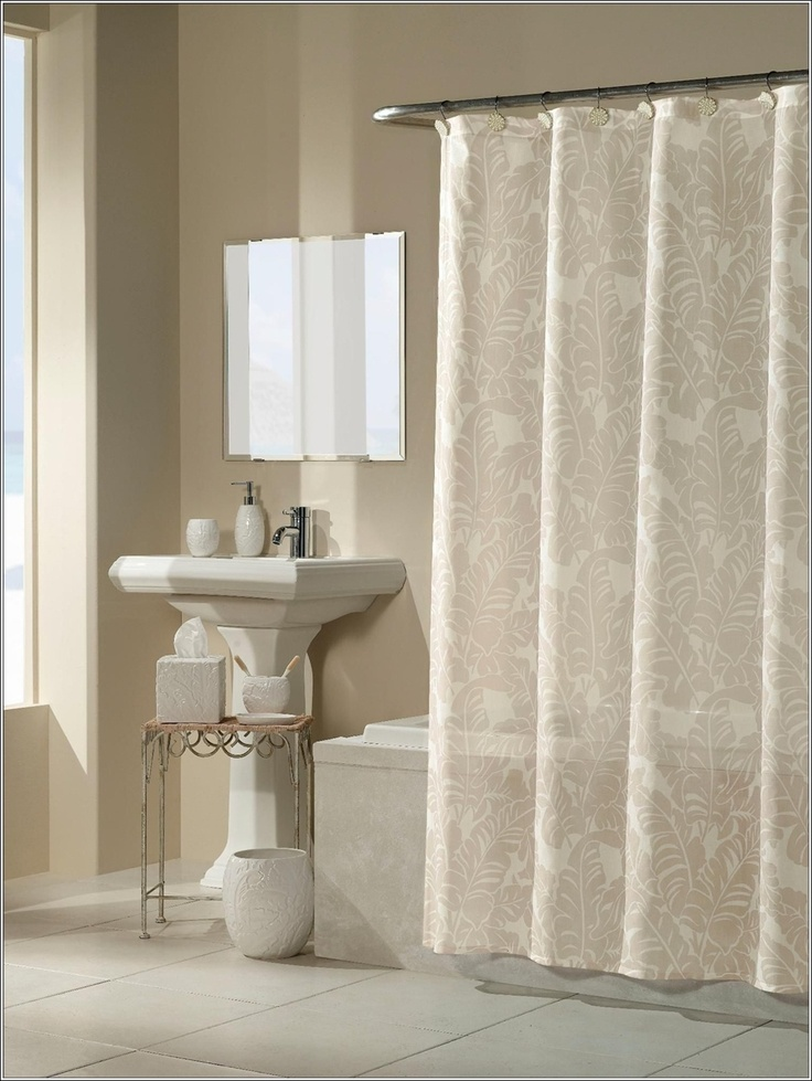 8 best CLASSY SHOWER CURTAINS FOR YOUR BATHROOM! images on ...