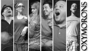 Oxymorons (Improv Comedy Show)- Every Second Sunday of the Month Doors: 6:30PM   Show: 7:00PM - The Gallery Stage at Appalachian Brewing Company Every second Sunday of the month The Oxymorons take the stage in the Gallery and bring the laughs to you! The Oxymorons improv comedy troupe formed in 2010, a year that will eventually be marked in history books for its awesomeness. The group consists of actors from the central PA area, including York and Harrisburg. #TheAbbeyBar