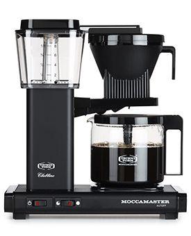 Moccamaster KBG 741 (rot) Kaffeemaschine