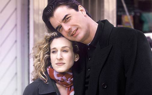 Carrie and Mr. Big Relationship   Of course, I would love to have Mr Big in my life – Sex And The City ...