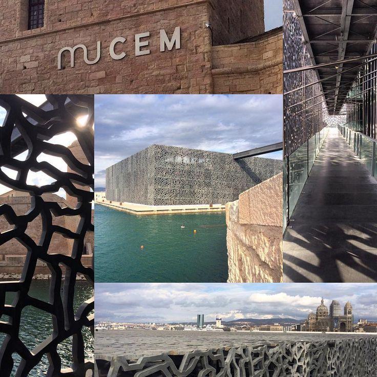 #marseille #mucem #musee #provence #weekend #weekendfun #jadore #enjoy #france