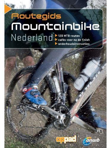ANWB Routegids Mountainbike Nederland