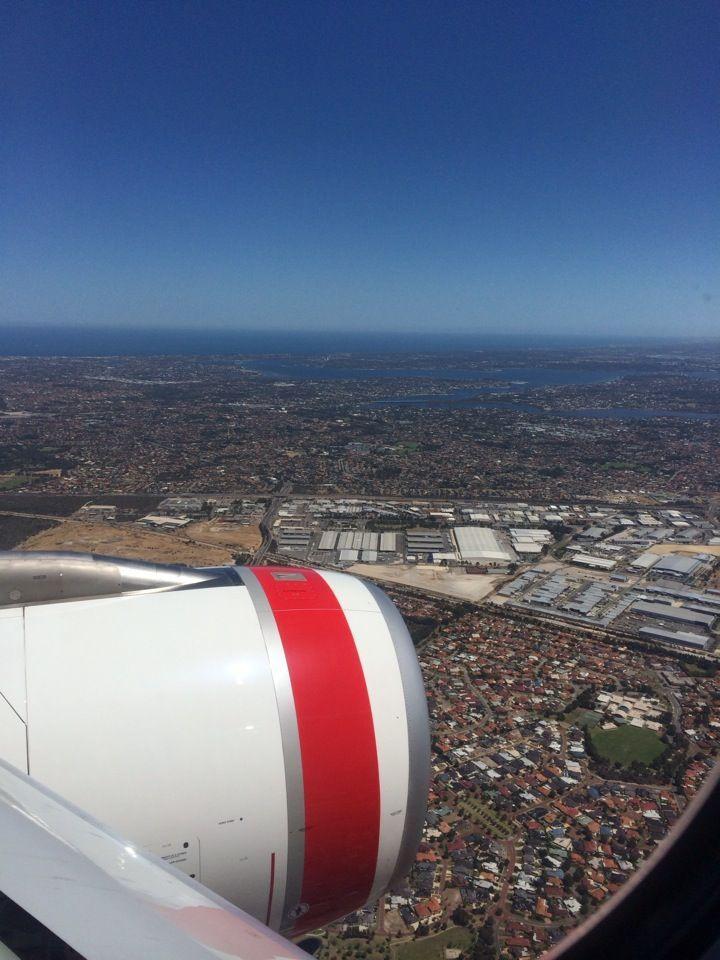 T3 Domestic Virgin Australia (PER)