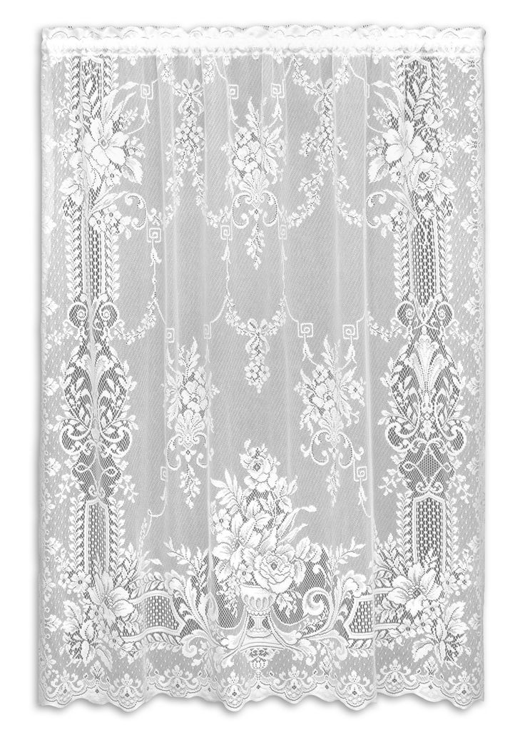 Downton Abbey Single Curtain Panel