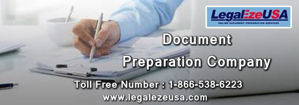 online document preparation services