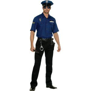 this sexy policeman halloween costume is always a classic and everyone loves a man in - Classic Mens Halloween Costumes
