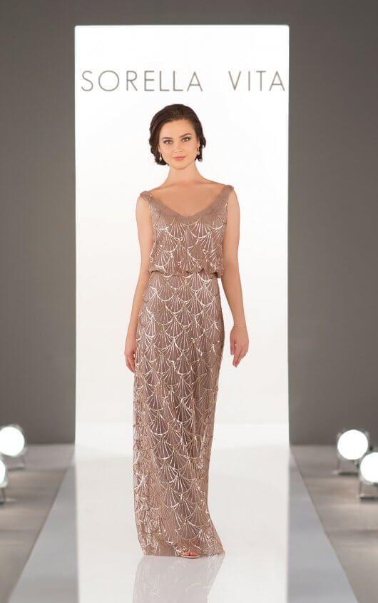 Sorella Vita Bridesmaid Dress 9062 In 2018 Dresses Pinterest
