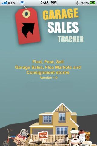 MEDL Mobile's Garage Sales app!