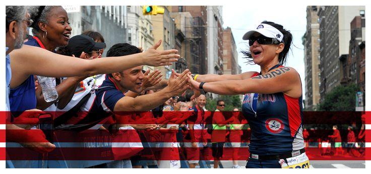 The New York City Triathlon is an International Distance race consisting of a 1500m swim, a 40K bike and a 10K run.