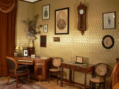 Permanent exhibition - Liszt Ferenc Memorial Museum and Research Centre