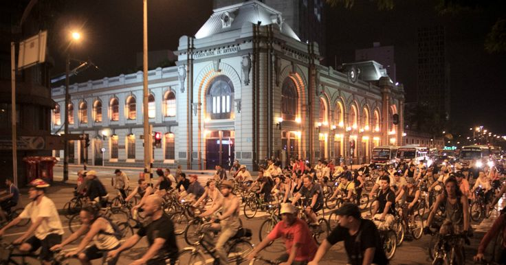 Aunque las cifras del uso de la bicicleta son muy bajas, la ciudad fue escogida como sede del Foro Mundial de la Bicicleta, una iniciativa de la sociedad civil que promueve la movilidad a través de este medio de transporte.