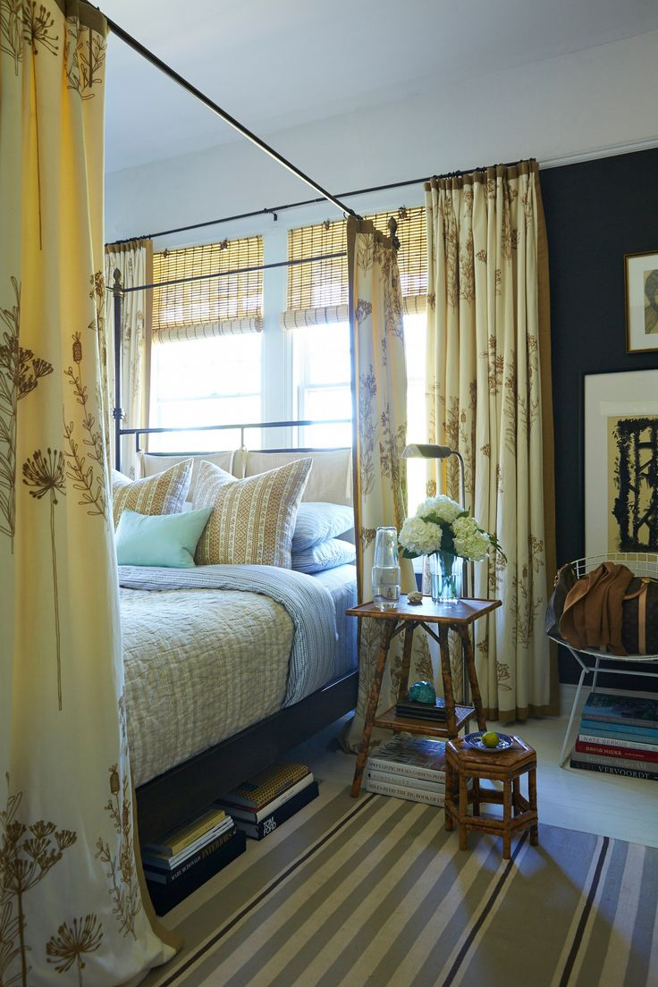 666 best bedrooms images on pinterest bedrooms room and master gorgeous yellow and black very sophisticated bedroom by william mcclure