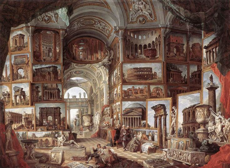 By Giovanni Paolo Pannini