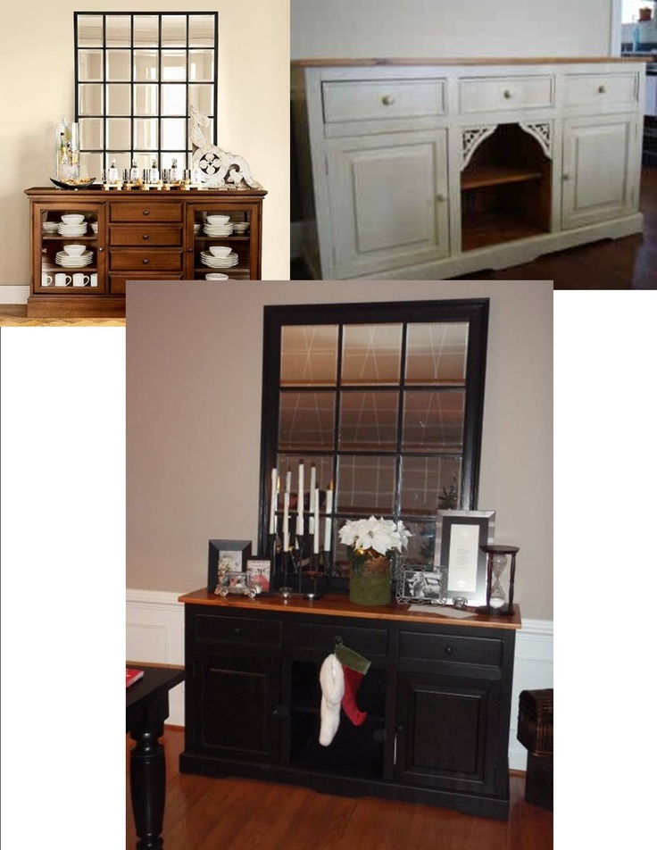 17 best images about buffet console sideboard ideas on pinterest diy furniture next furniture. Black Bedroom Furniture Sets. Home Design Ideas